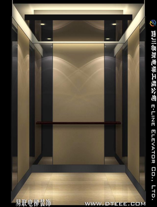 电梯装潢轿厢装饰YL-JX134