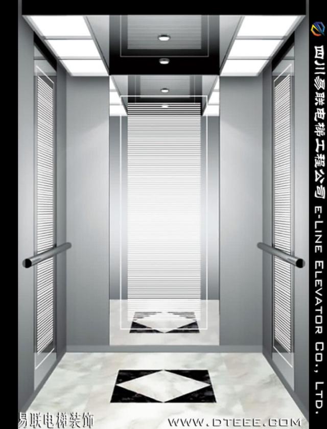 电梯装饰轿厢装修YL-JX3385